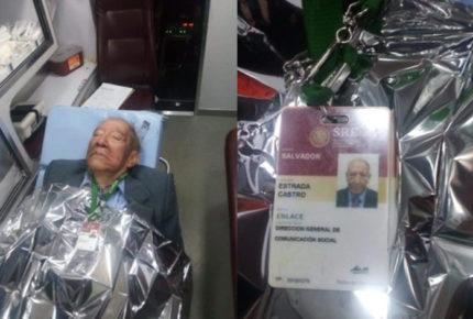 Asaltan y golpean al periodista Salvador Estrada
