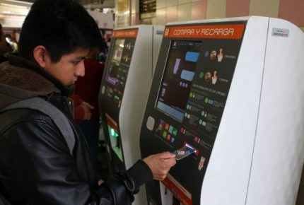 En 11 días Metro detecta 23 mil tarjetas con saldo ilícito