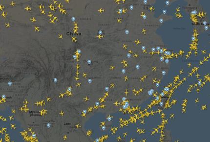 Por coronavirus, China pierde 13 mil vuelos diarios: NYT