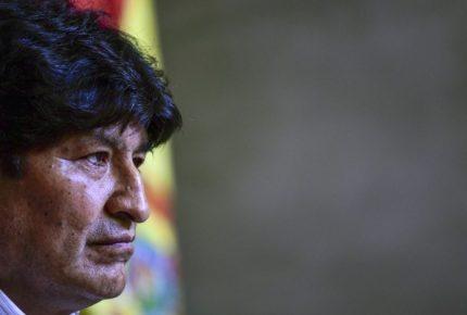 Evo Morales quiere ser senador en Bolivia