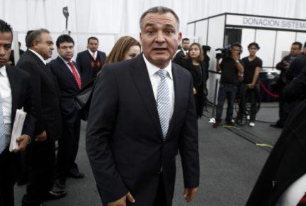EU presentará 17 llamadas de García Luna con el cártel de Sinaloa