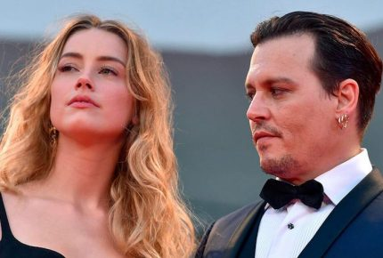Amber Heard asegura que temió por su vida cuando estuvo con Johnny Depp