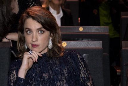 Adele Haenel deja los Premios César por victoria de Polanski