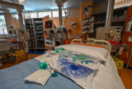 Cifra de muertos por Covid-19 en Italia rompe récord