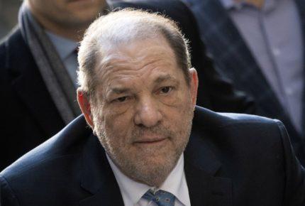 Harvey Weinstein da positivo a Covid-19: The New York Post