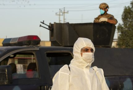Por el Covid-19, Francia retirará sus tropas de Irak
