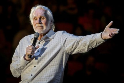 Murió a los 81 años Kenny Rogers, ícono de la música country