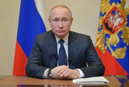 Putin declara una semana de asueto laboral con goce de sueldo