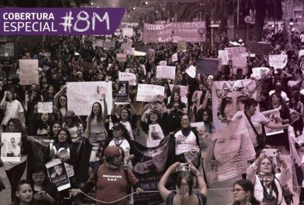 #DíaInternacionalDeLaMujer, la lucha en todo México