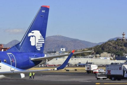 Aeroméxico se acoge a Capítulo XI de Ley de Quiebras de EU