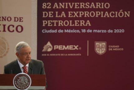 Pemex dejará de tener 'pesadillas' privatizadoras: AMLO