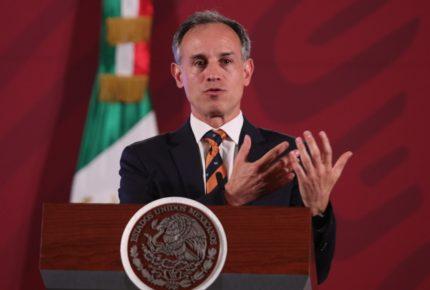 López-Gatell eleva pronóstico de defunciones por Covid-19