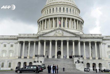 Detienen a hombre armado en las inmediaciones del Capitolio