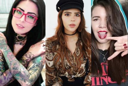 Influencers mexicanas se suman al Paro Nacional de Mujeres