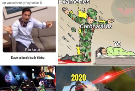 Se adelantan las vacaciones y los memes no podían faltar
