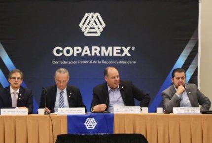 Presupuesto 2021 no atiende recuperación económica: Coparmex