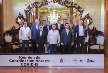Pactan medidas para afrontar emergencia por coronavirus