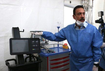 Hidalgo: habilitan el 911 para detectar posibles casos de Covid-19