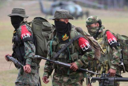 ELN propone a gobierno de Colombia un alto al fuego temporal