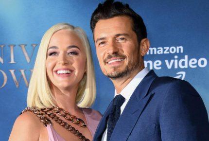 Katy Perry pospone su boda por temor al coronavirus