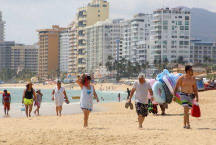 México recibió sólo 3 millones de turistas extranjeros en 2T de 2020