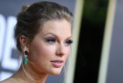 Nombran a Taylor Swift la cantante más importante de 2019