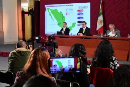 Suman 28 muertes por Covid-19 en México