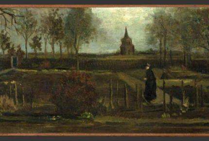 Roban cuadro de Van Gogh durante confinamiento