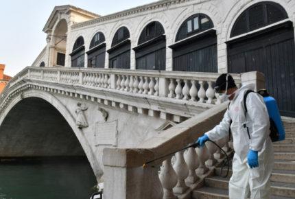 Italia cierra todos sus comercios por Covid-19