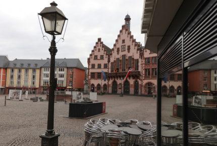 Alemania prevé la peor recesión en 50 años por coronavirus