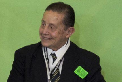 Fallece el embajador Emérito Sergio González Gálvez