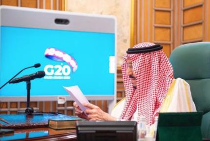 G20 se reúne de urgencia por coronavirus