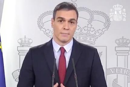 España busca prolongar confinamiento un mes más