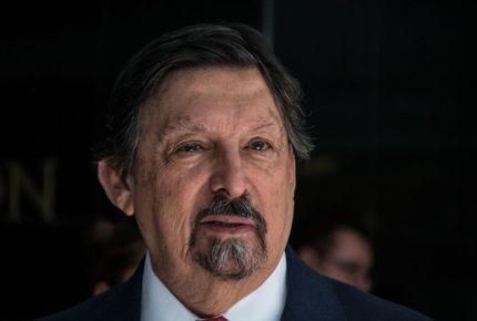 Da positivo a Covid-19 el senador Napoleón Gómez Urrutia