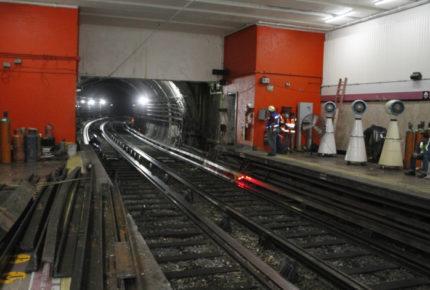 Línea 1 del Metro reanudará operaciones el martes