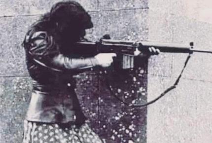 Irlanda eligió esta foto para conmemorar el Día de la Mujer
