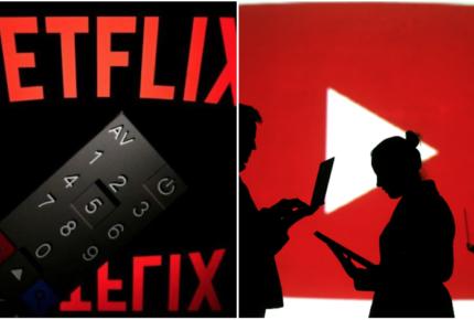 Netflix y Youtube se suman a lucha contra el Covid-19 en Europa