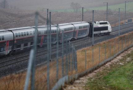 Descarrila tren en Francia, hay 22 heridos