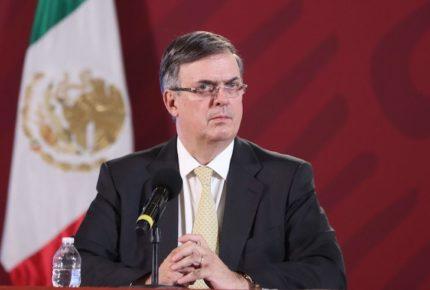 Prevé Ebrard una mayor cooperación México-EU con Biden