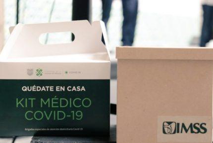 CDMX dará 'kits' a personas con síntomas de Covid-19