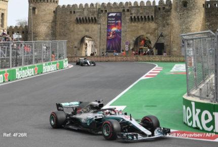 La F1 pospone el Gran Premio de Azerbaiyán