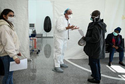Francia supera los 4 mil decesos por coronavirus