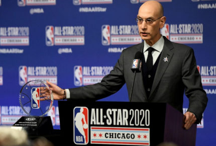 NBA tomará decisiones sobre su futuro hasta mayo
