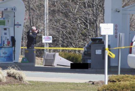 Reportan al menos 10 muertos por tiroteo en Canadá