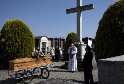 Italia registra su número más bajo de muertos por Covid-19 en 6 semanas