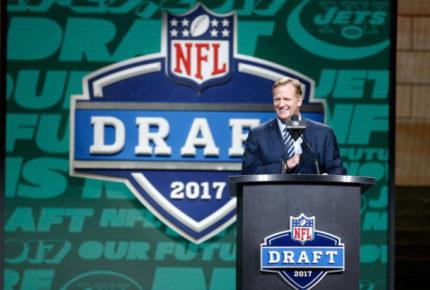 ¡Desde casa! Draft de la NFL se realizará en línea