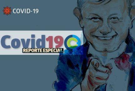 #ReporteEspecial | Covid-19, día 37