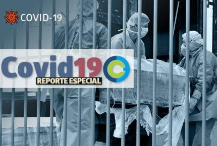 #ReporteEspecial | Covid-19, día 34