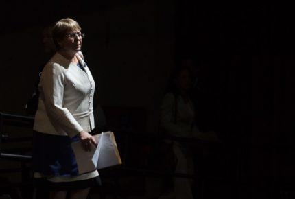 Alerta Bachelet por violación de DD.HH. en AL durante pandemia