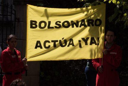 En medio de la pandemía se acentúa crisis política en Brasil